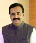 The PRESIDENT, Hon. Dr. Tushar Ramkrushana Shewale
