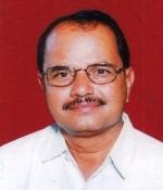 The UPSABHAPATI, Hon. Shri. Ragho Kashiram Ahire